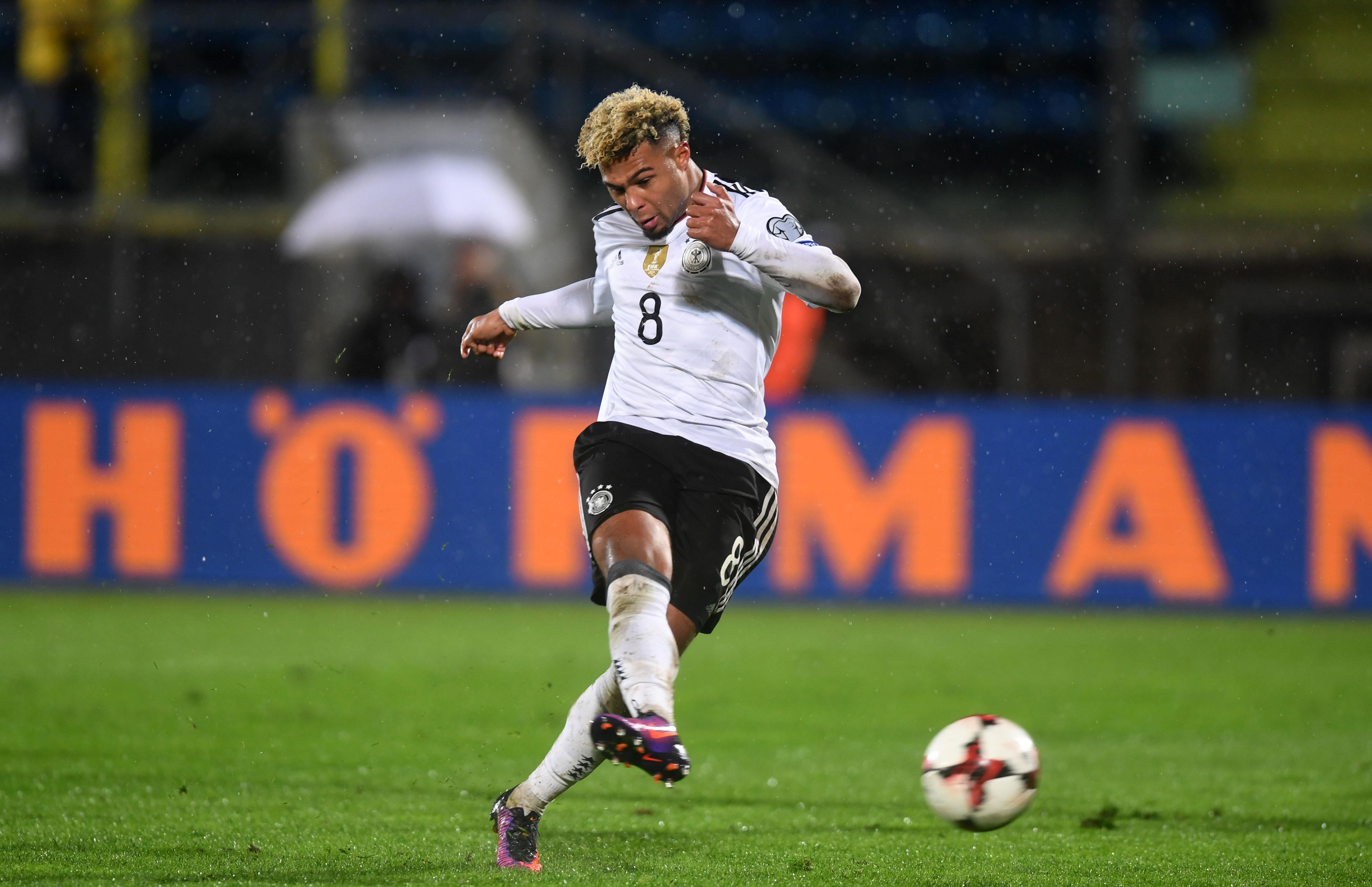 Gnabry nouvelle p pite du football allemand russie 2018 coupe du monde football - Coupe du monde 2018 football ...