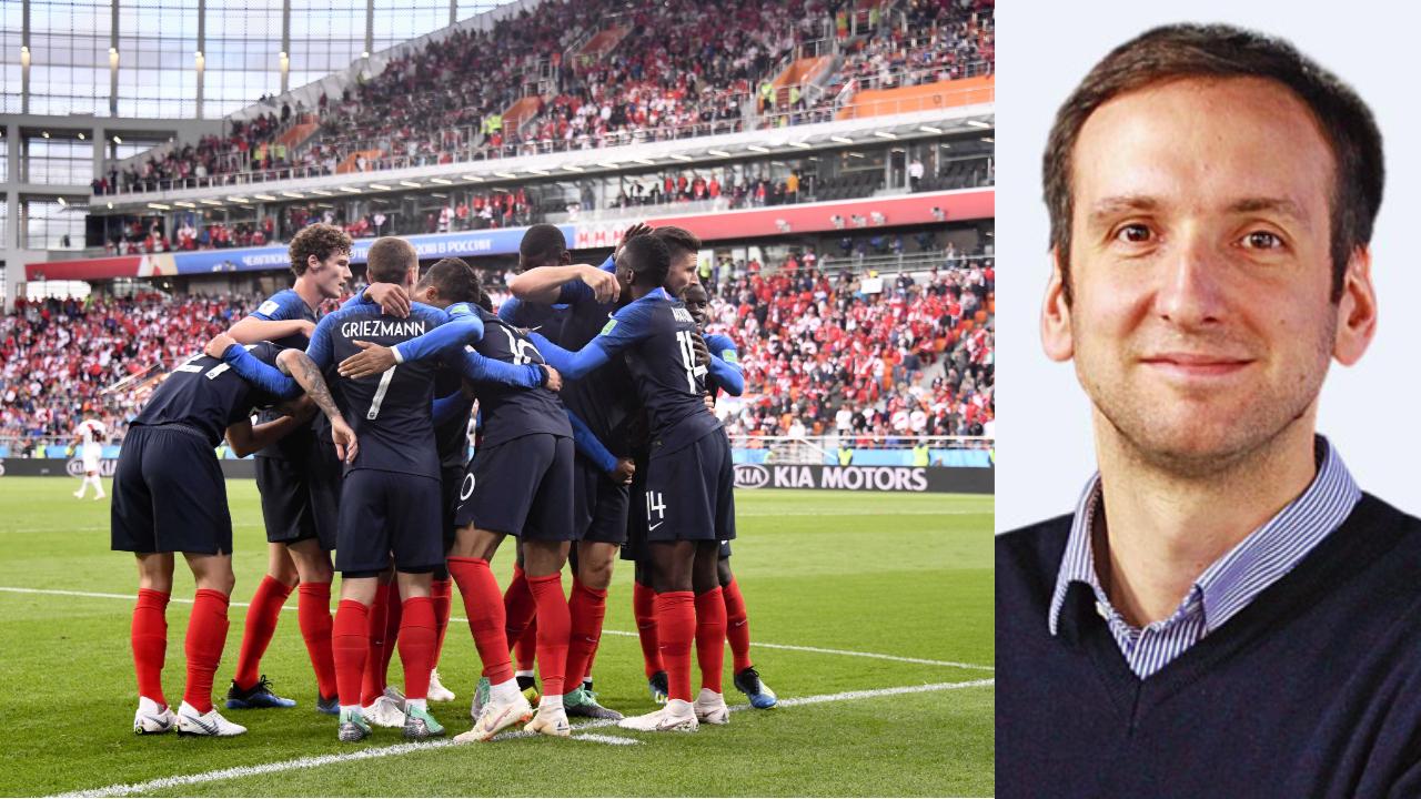Humeur les bleus eux font le boulot et c est d j beaucoup russie 2018 coupe du monde - Resultats coupe du monde handball ...