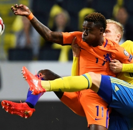 Quincy Promes (24 ans, milieu offensif, Spartak Moscou)