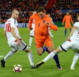 Vincent Janssen (22 ans, attaquant, Tottenham)