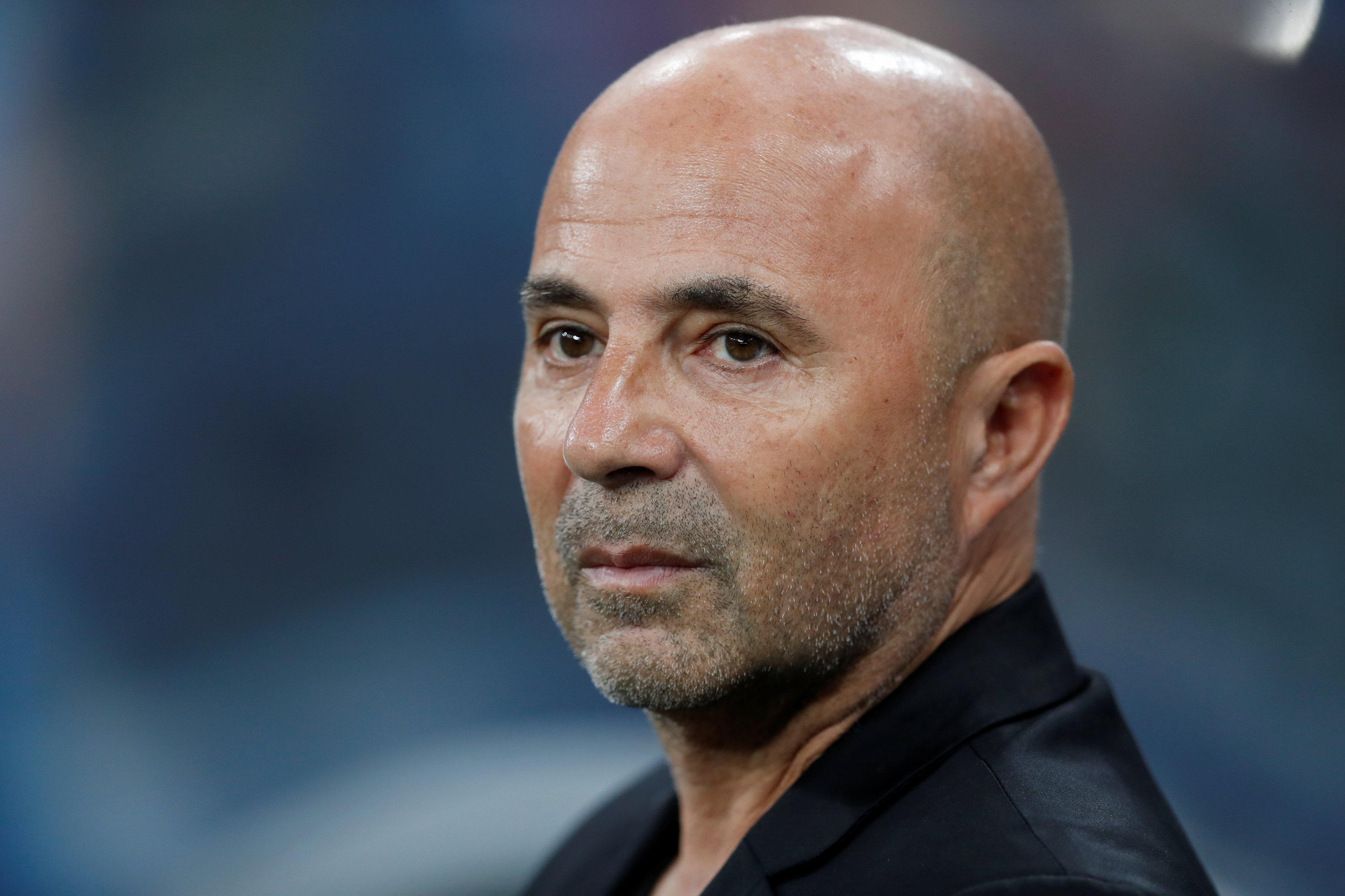 Football - Coupe du monde - Coupe du monde 2018 : dernière chance pour Sampaoli et l'Argentine