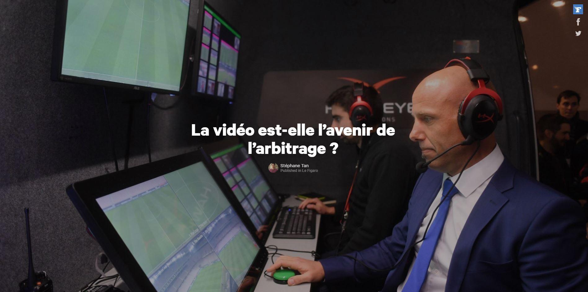 Coupe du monde - La vidéo est-elle l'avenir de l'arbitrage?