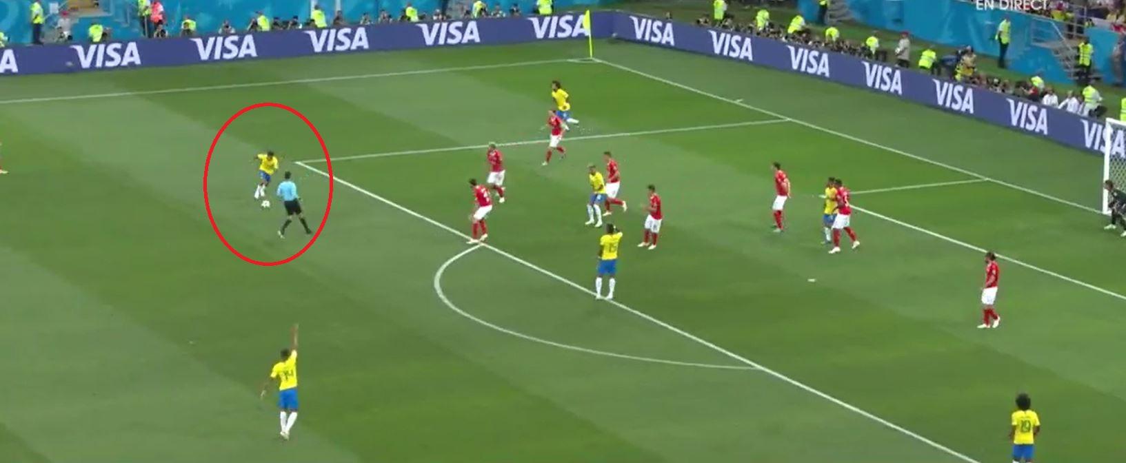Football - Coupe du monde - Coupe du monde 2018 : Le bijou de Coutinho face à la Suisse en vidéo