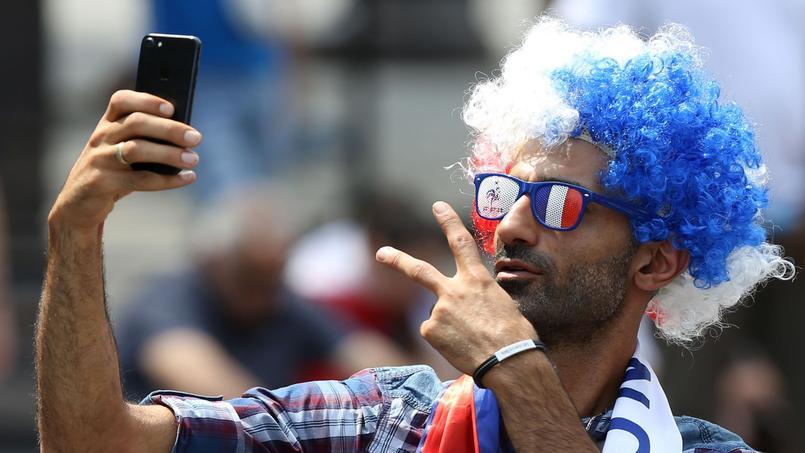 Football - Coupe du monde - Les Bleus aussi champions du monde de Twitter ?