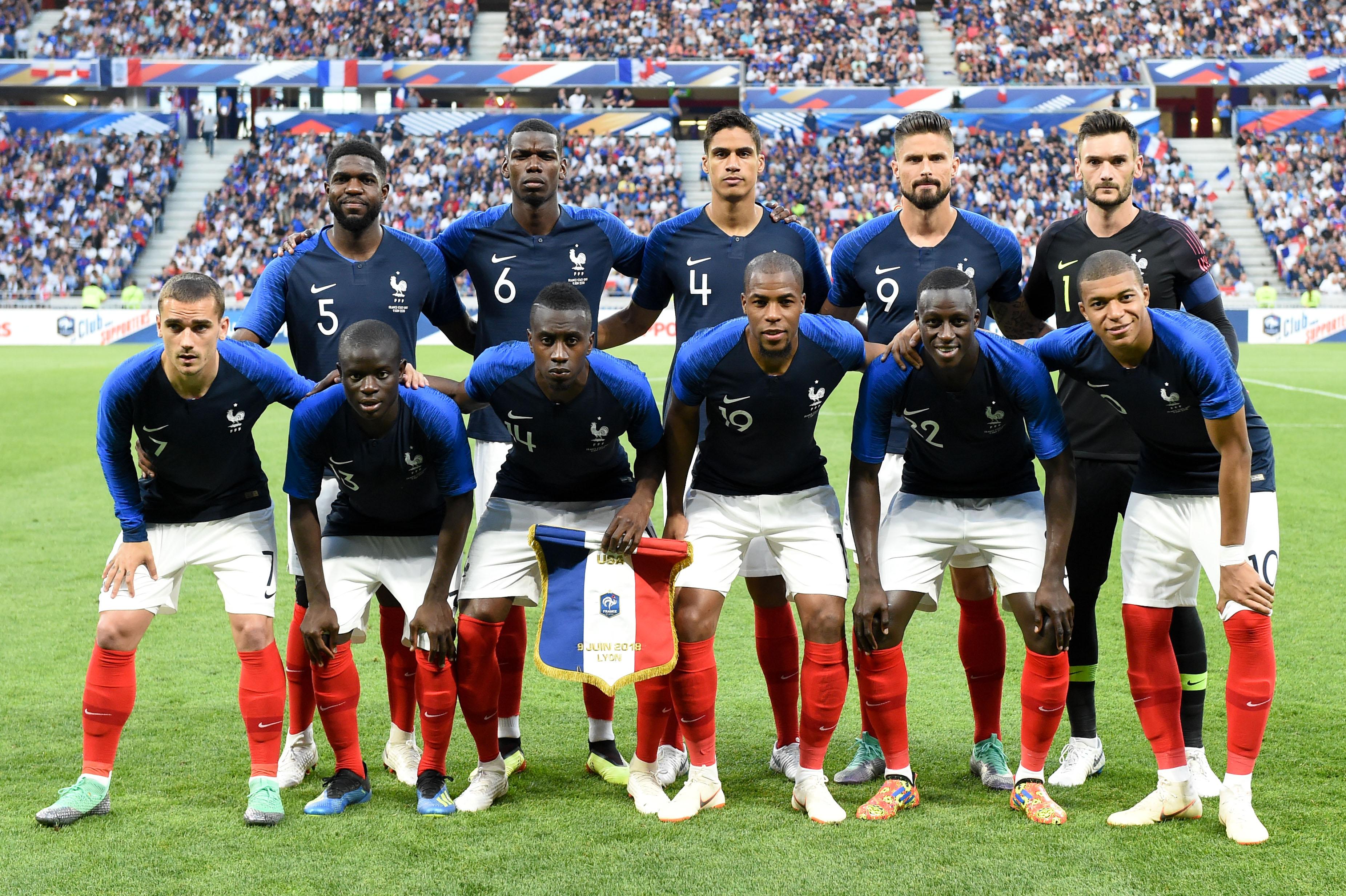 Football - Coupe du monde - Les Bleus ne cachent pas leur (immense) ambition