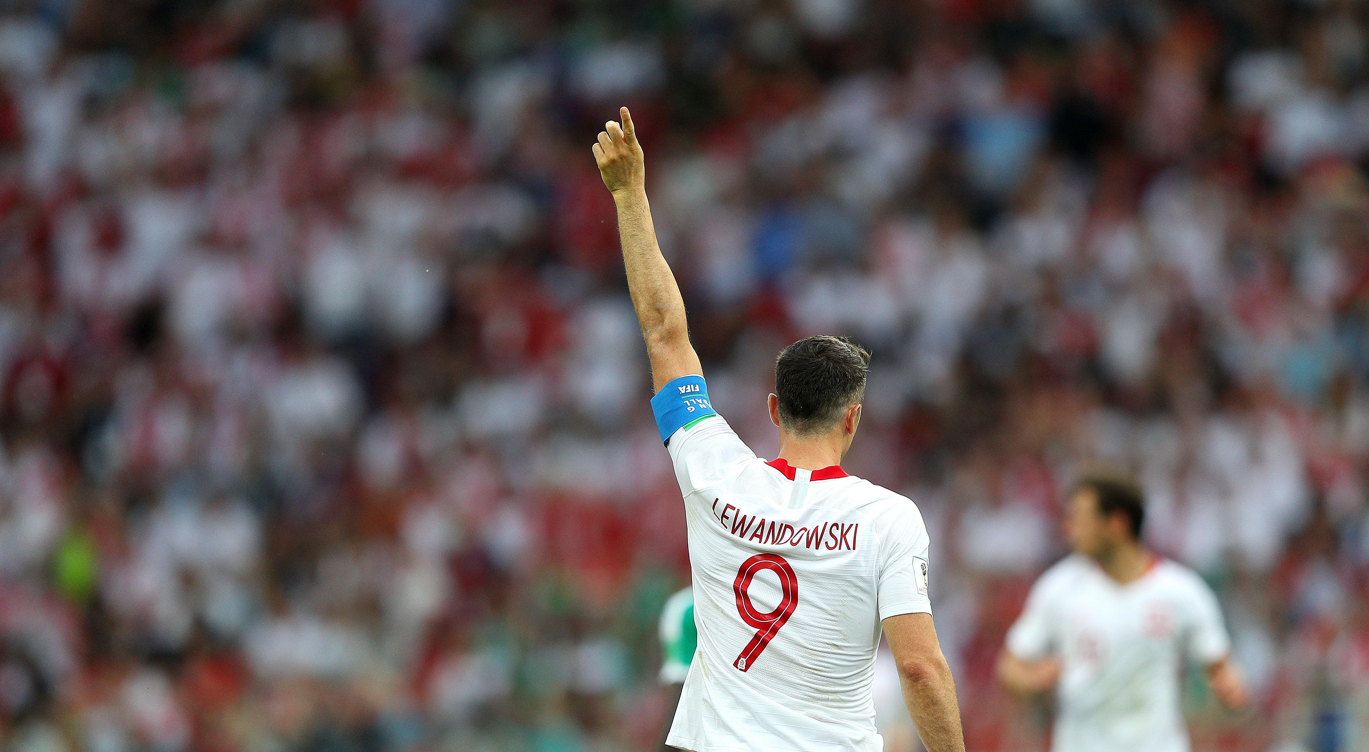 Football - Coupe du monde - Coupe du monde 2018 : Lewandowski, l'indispensable buteur de la Pologne