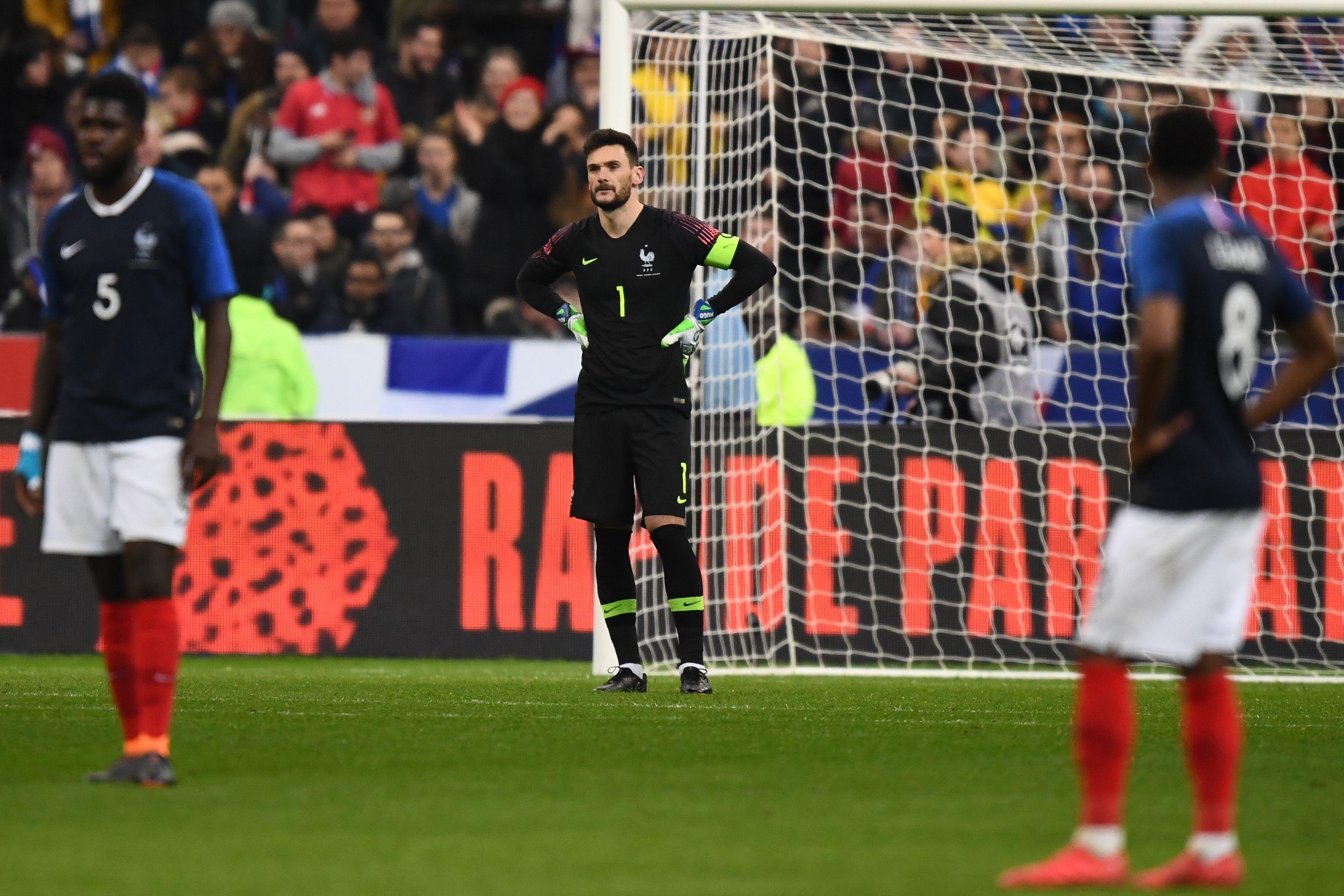 Football - Coupe du monde - Lloris avertit les Bleus : «Il ne faut pas se voir trop beau»