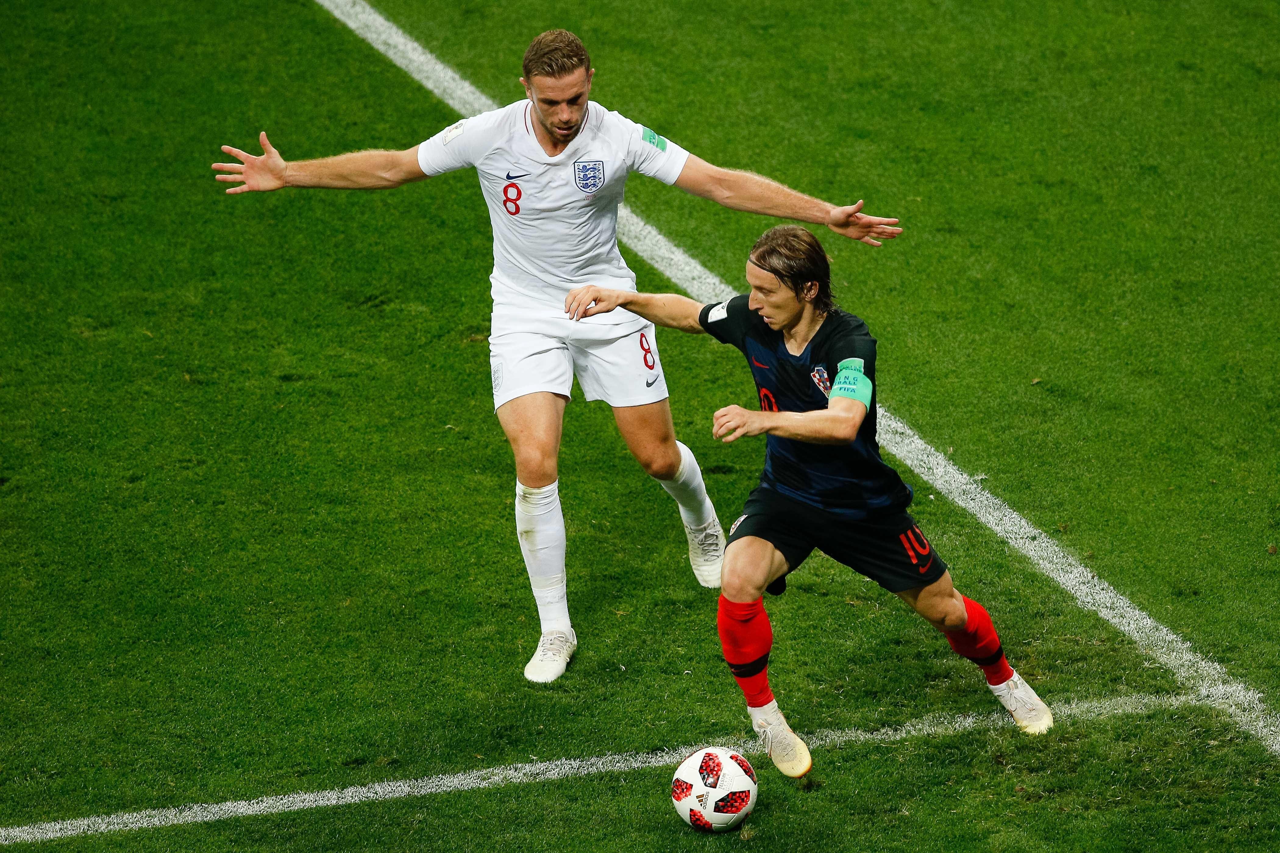 Football - Coupe du monde - Coupe du monde 2018 : Luka Modric, le Mozart des Balkans