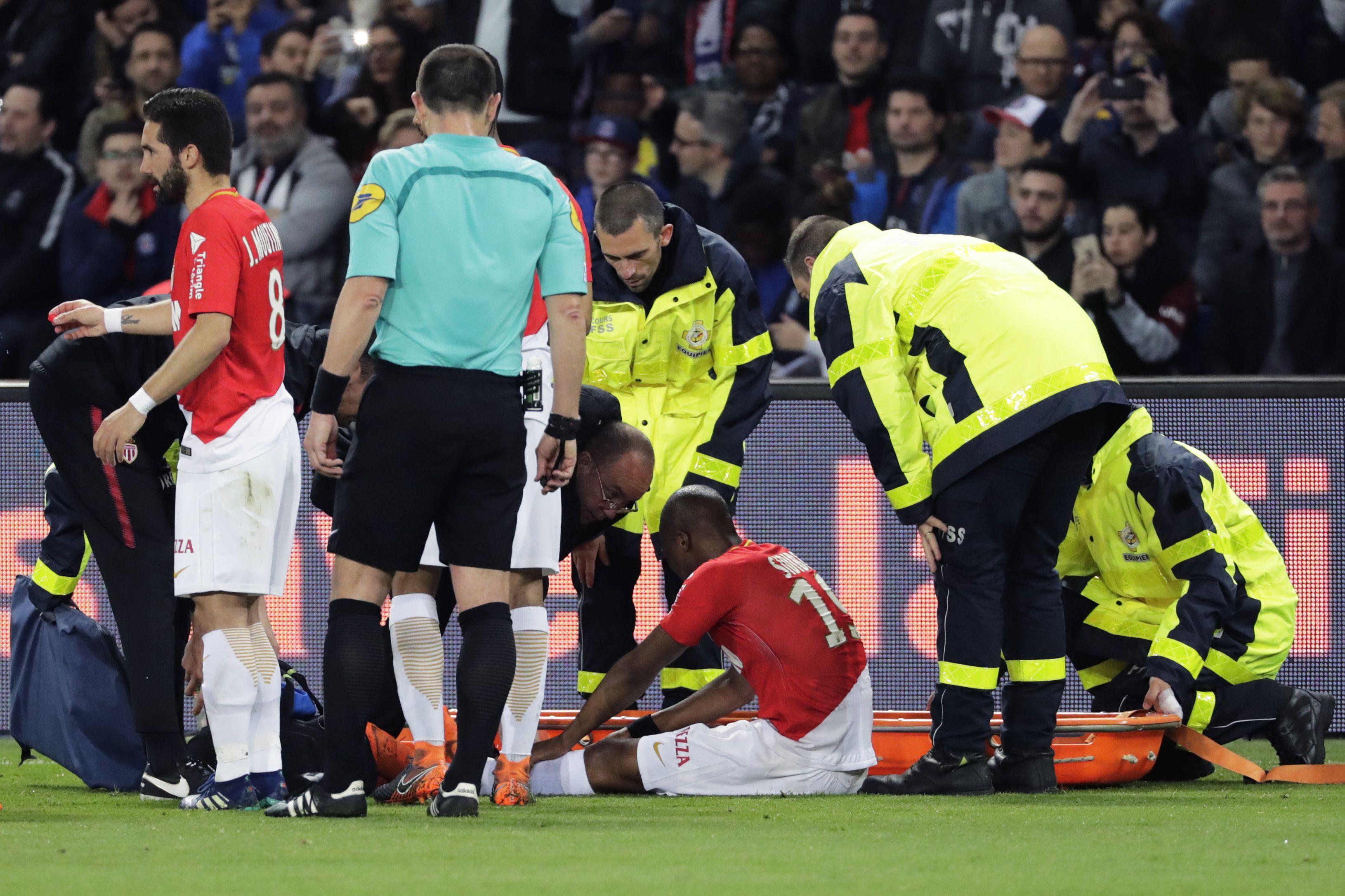 Football - Coupe du monde - Monaco : En avance sur les temps de passage, Sidibé entretient l'espoir pour le Mondial