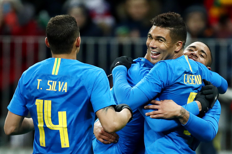Mondial 2018 pour casemiro le br sil n est pas favori russie 2018 coupe du monde football - Coupe du monde 2018 football ...