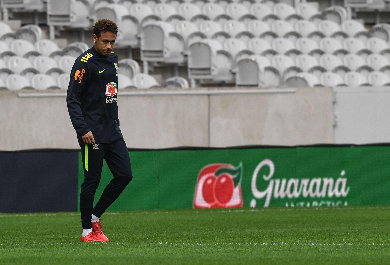 Neymar en vedette lille russie 2018 coupe du monde football - Coupe du monde 2018 football ...