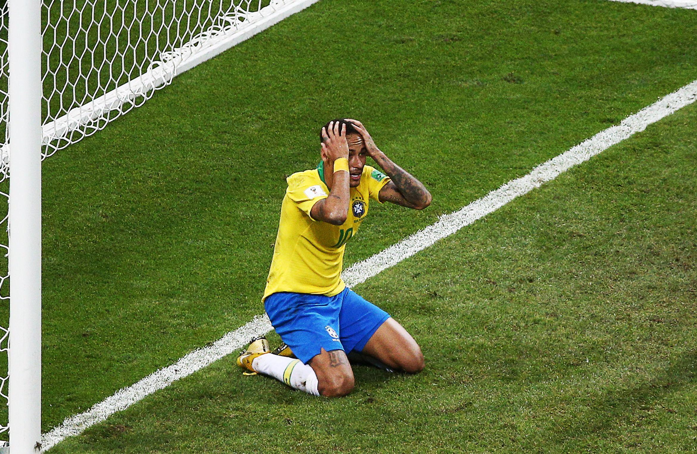 Football - Coupe du monde - Neymar ne voulait «plus voir de ballon» après le Mondial