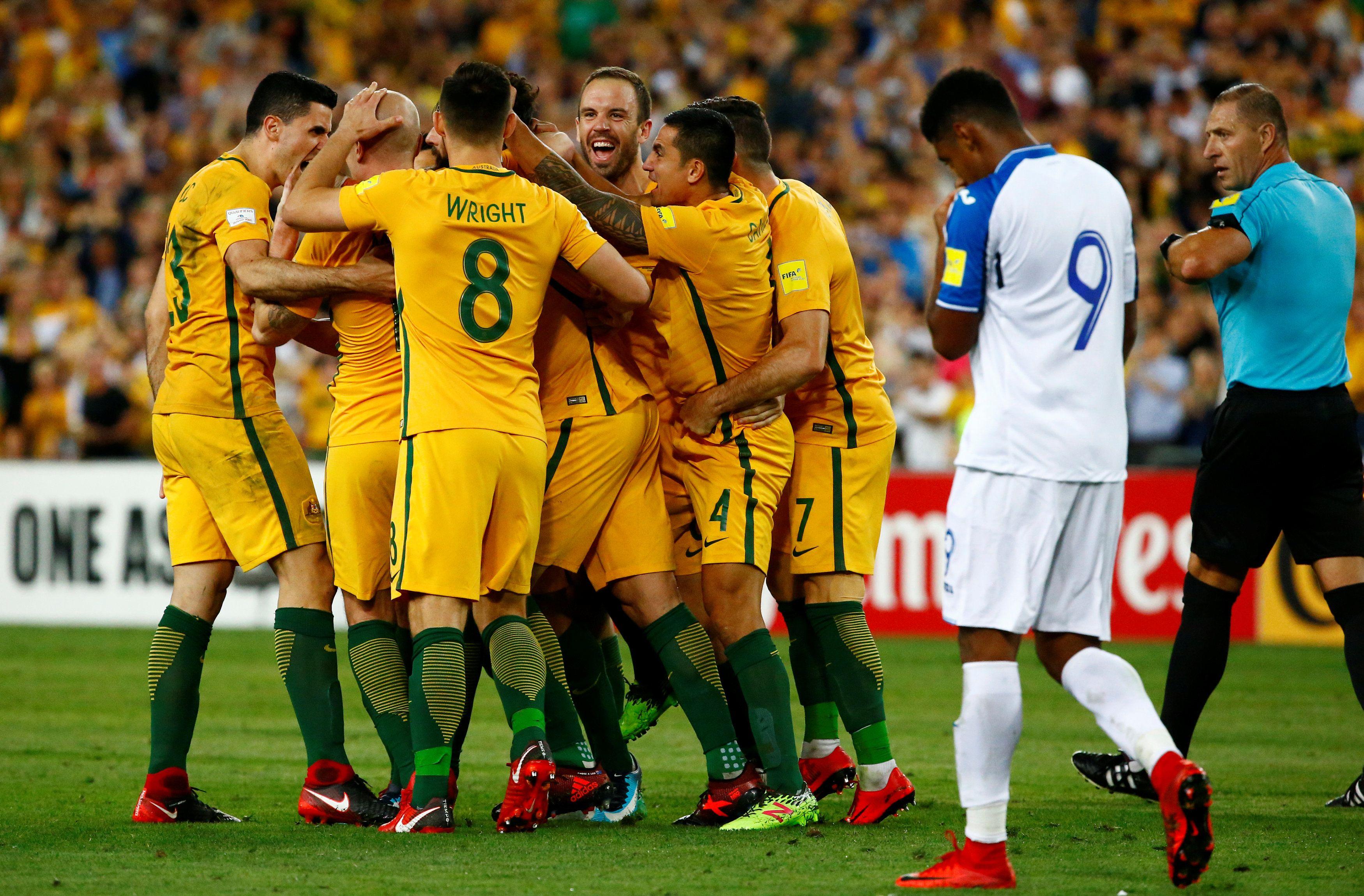 Premier adversaire des bleus au mondial l australie n a plus de s lectionneur russie 2018 - 1er coupe du monde de football ...