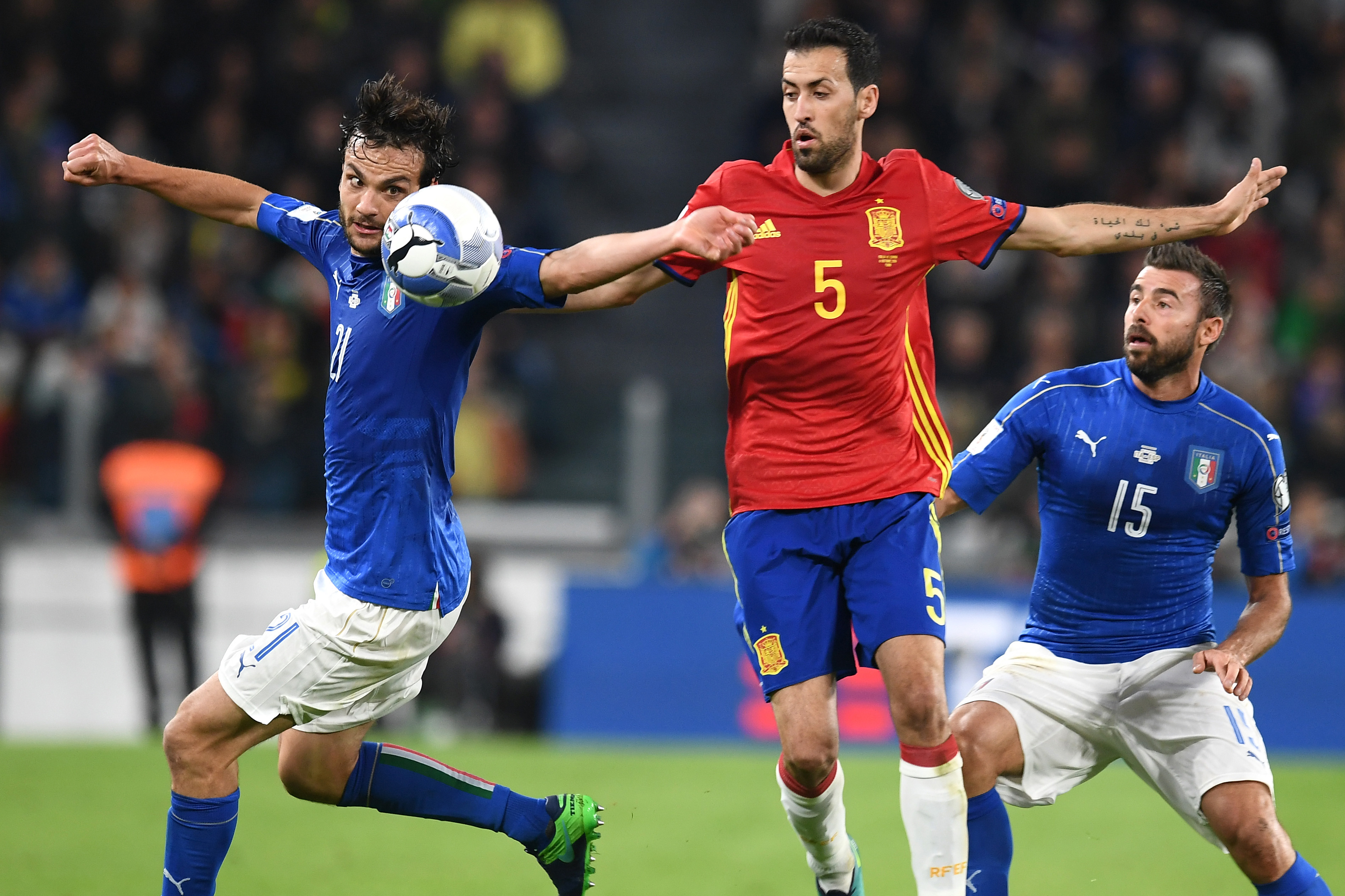 Qu attendre du choc entre l espagne et l italie russie 2018 coupe du monde football - Coupe du monde 2018 football ...