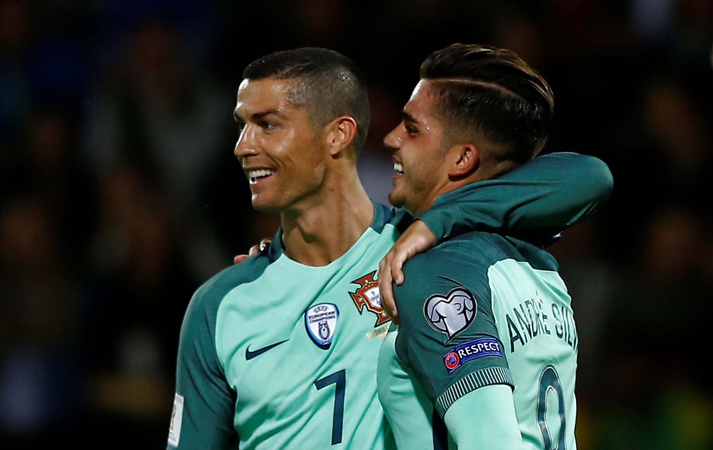La belgique conforte sa place ronaldo guide le portugal - Coupe du portugal football ...