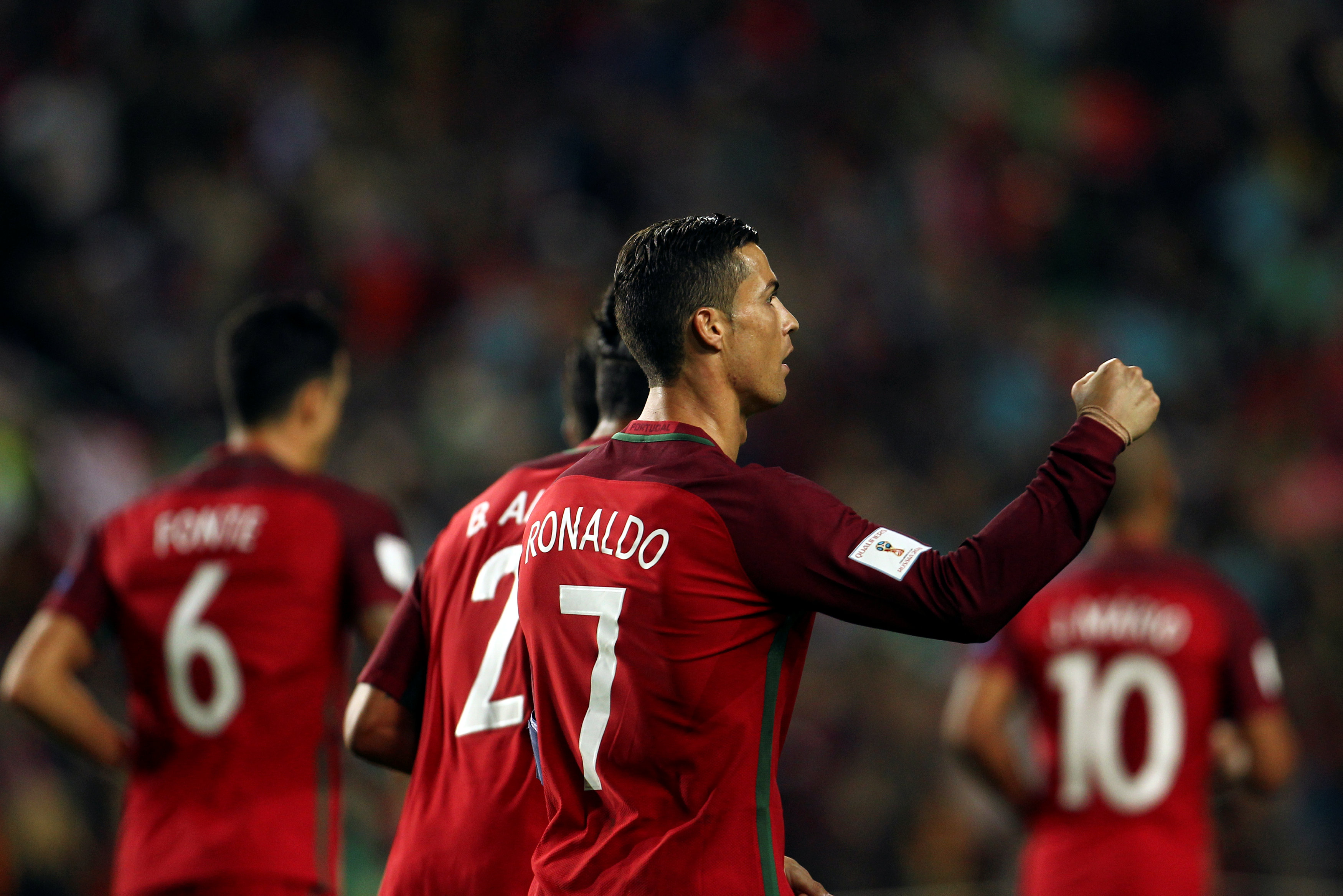 Ronaldo d livre le portugal la belgique cartonne l - Coupe du portugal football ...