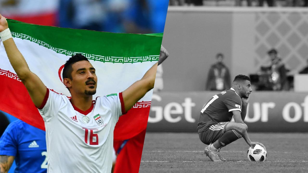 Football - Coupe du monde - Tops/Flops Maroc-Iran : L'opportunisme iranien, le gâchis marocain