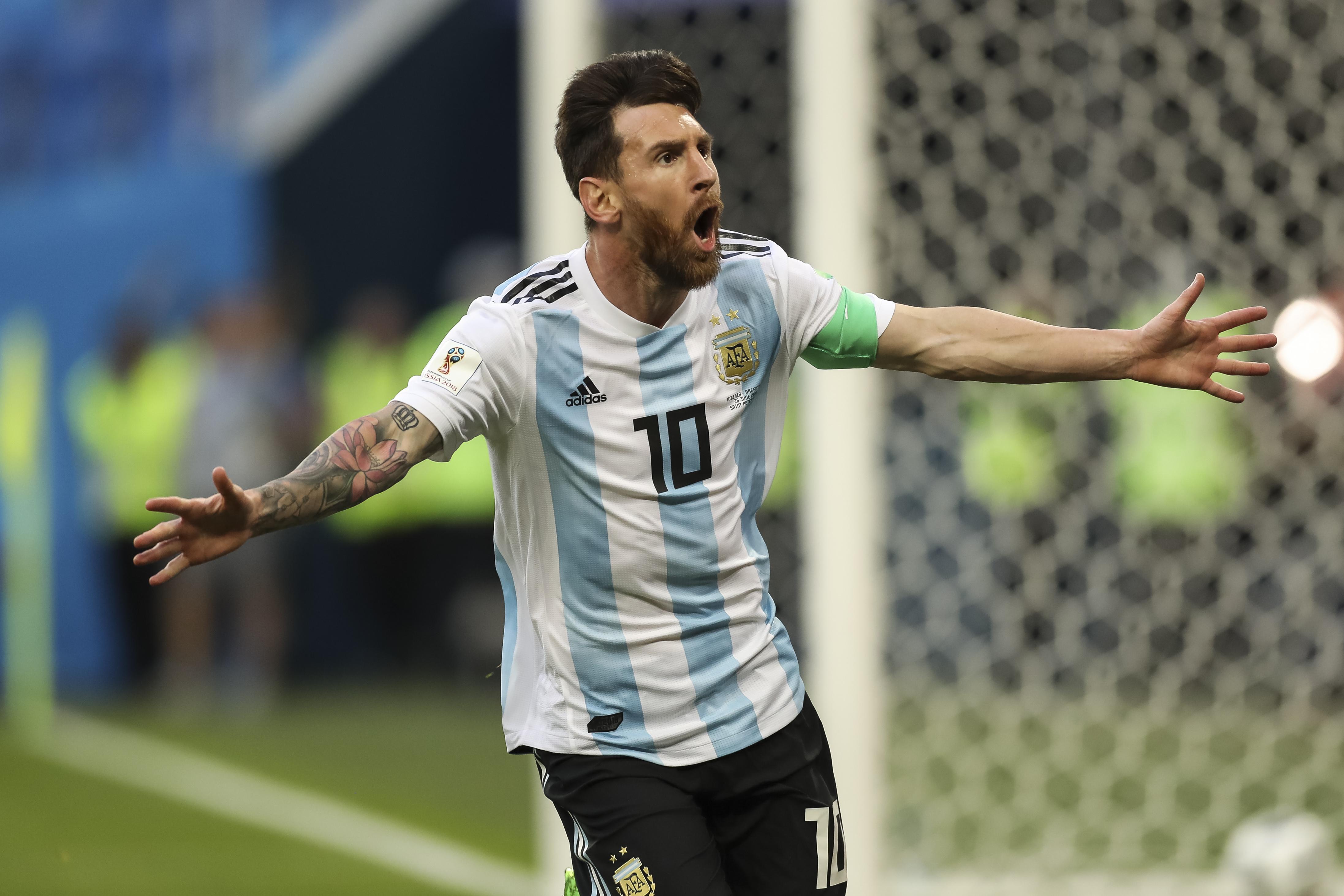 217a7c98aa789 Coupe du monde 2018 : Lionel Messi, la menace ultime - Russie 2018 - Coupe  du monde - Football