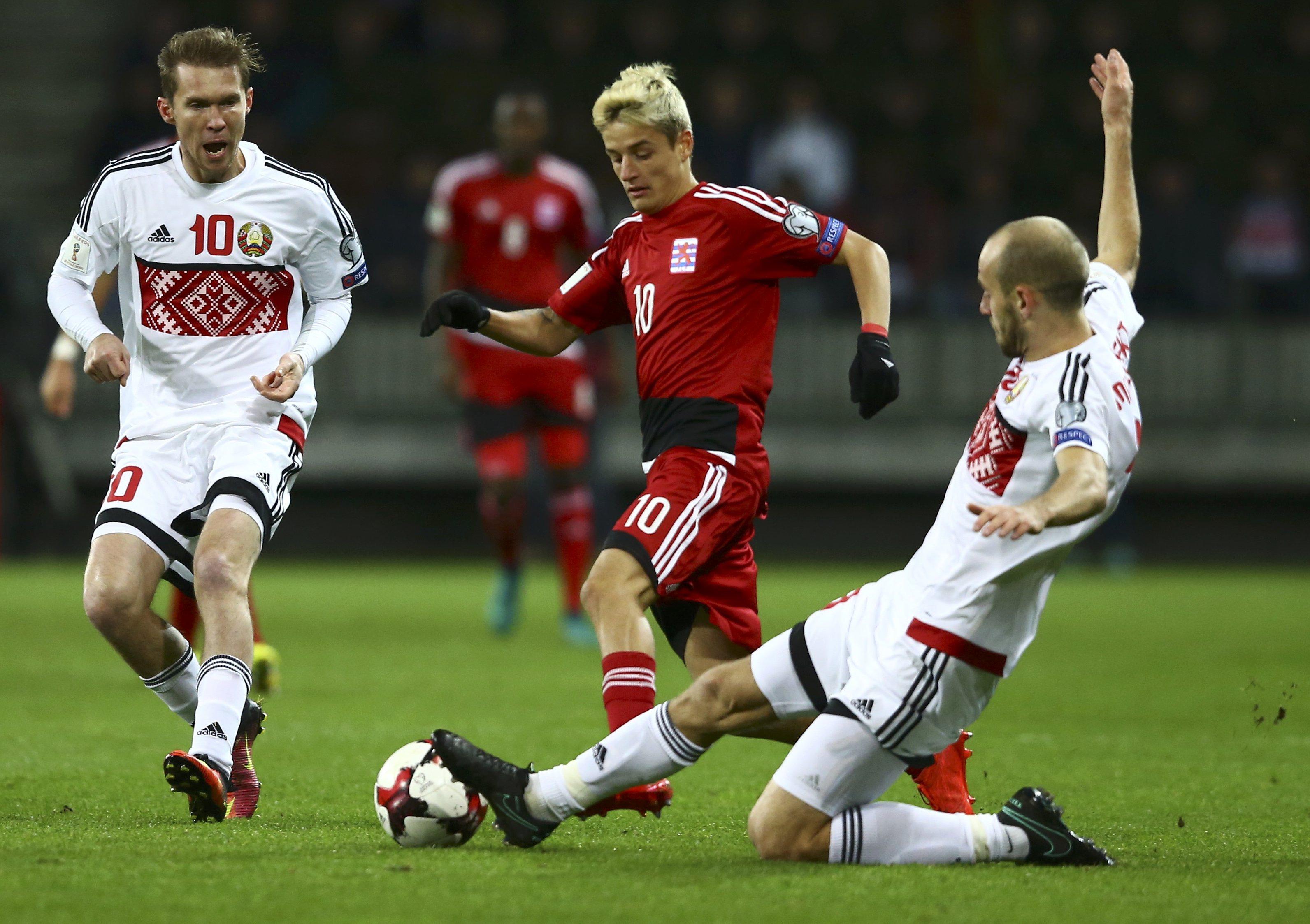 Football - Coupe du monde - Vincent Thill, le Mbappé luxembourgeois