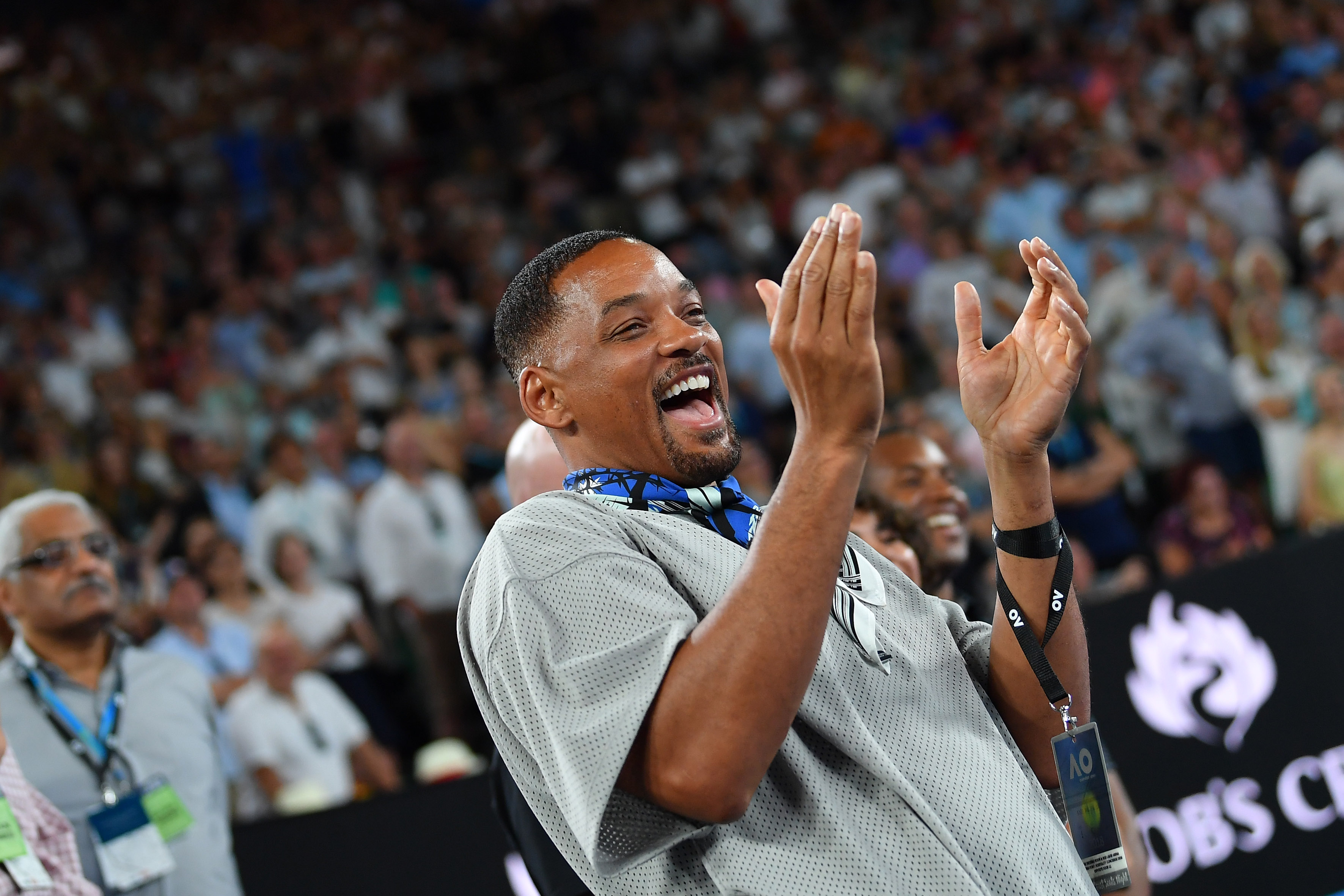 Football - Coupe du monde - Will Smith chantera la chanson officielle de la Coupe du Monde