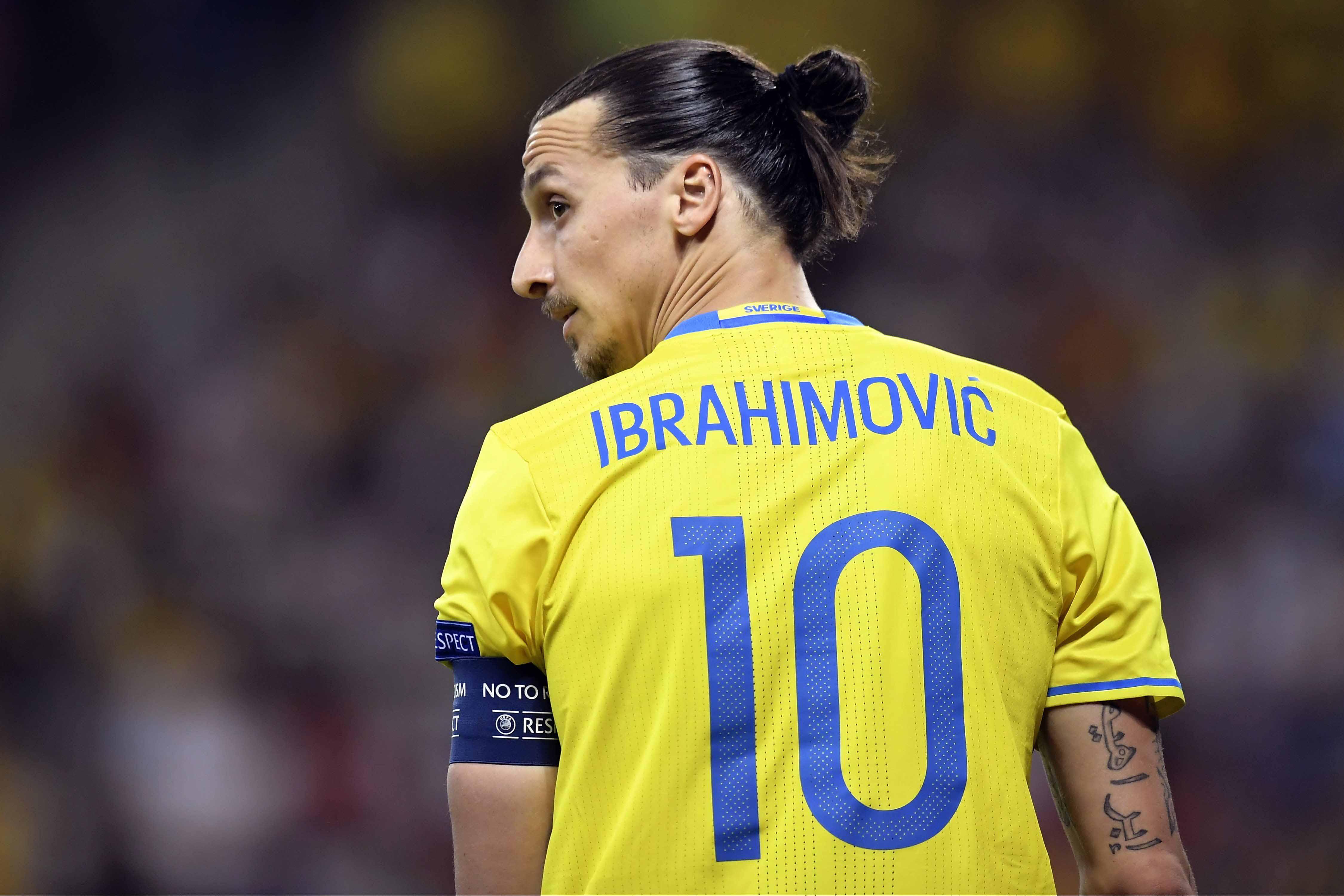 Football - Coupe du monde - Zlatan l'assure, il sera à la Coupe du monde