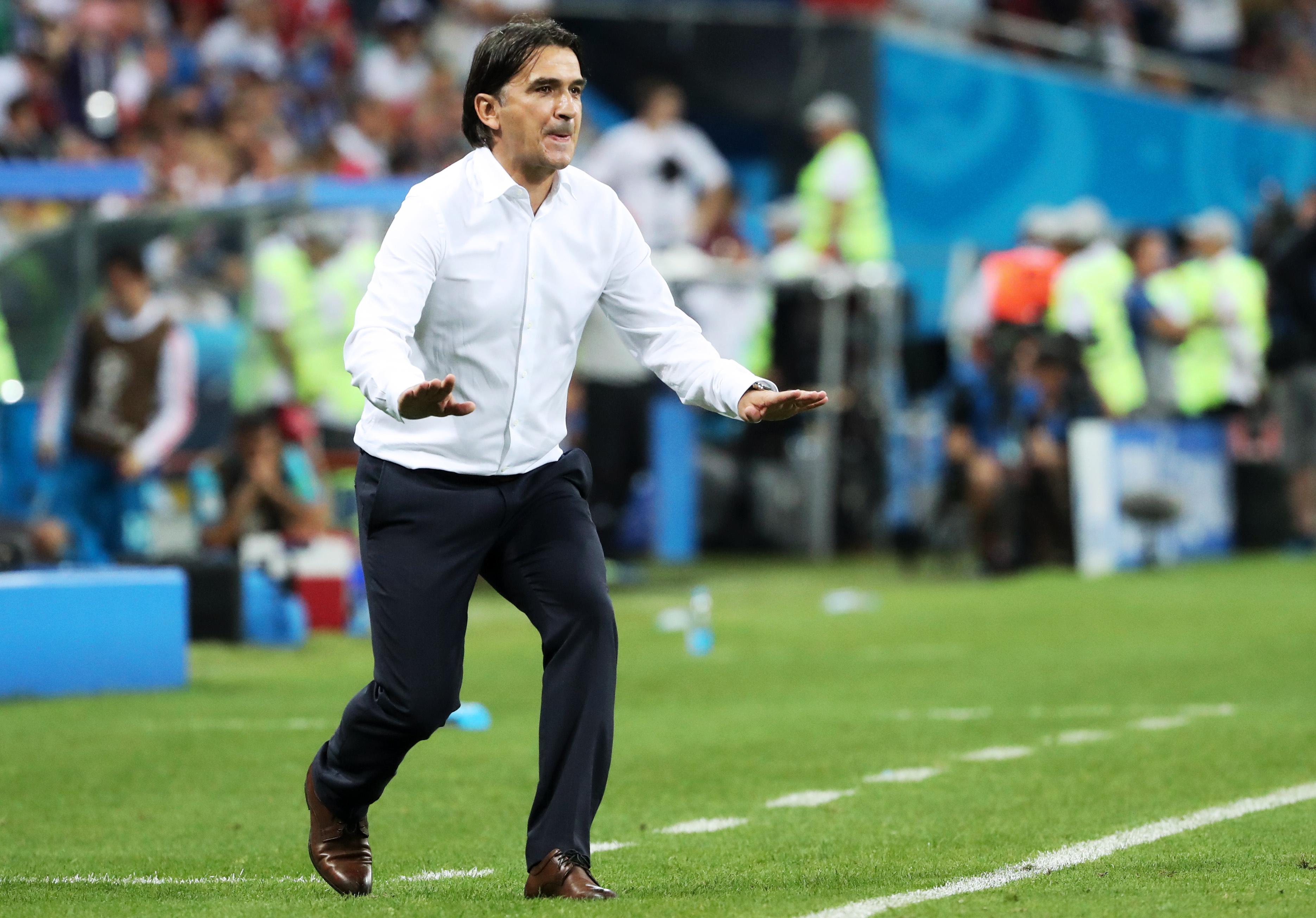 Football - Coupe du monde - Zlatko Dalic, un illustre inconnu comme homme providentiel