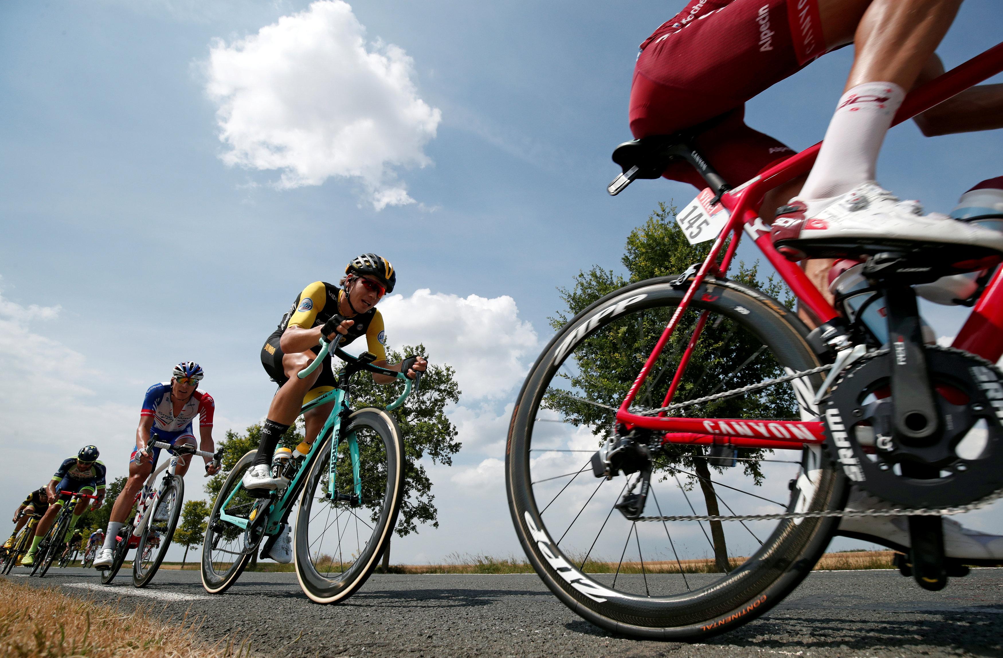 Cyclisme - Tour de France - Le jour où le peloton s'est endormi…