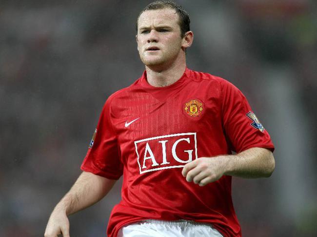 Wayne Rooney 2007