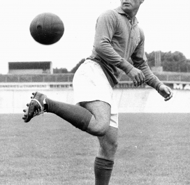 Ballon d'Or : Just Fontaine, 3e en 1958