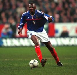 Patrick Vieira - 107 sélections (1997-2009)