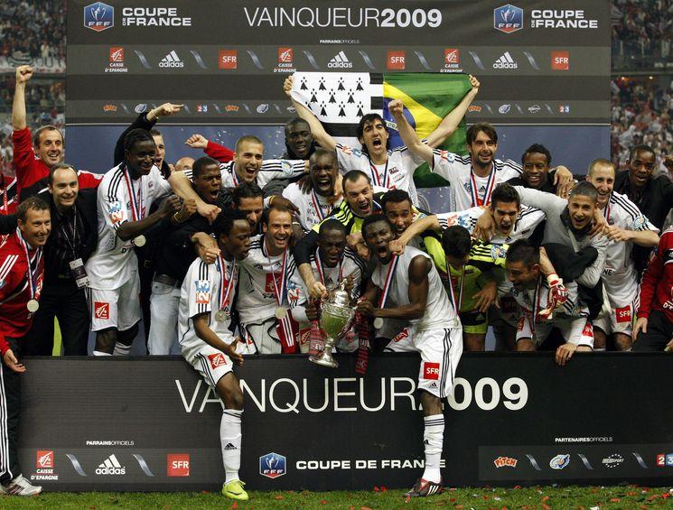 Coupe De France Finale Football