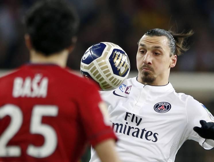 Coupe de la ligue les images marquantes des demi finales football - Demi finale coupe de la ligue 2015 ...