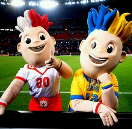 Euro 2012 : Slavek et Slavko