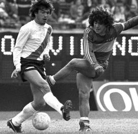 Boca Juniors-River Plate en 1981