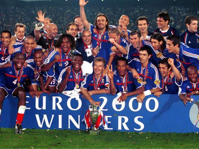 Championnat d europe de football 2000