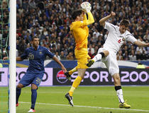 France-Biélorussie : Hugo Lloris