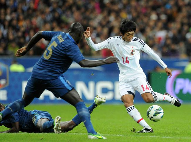 France-Japon : Sakho