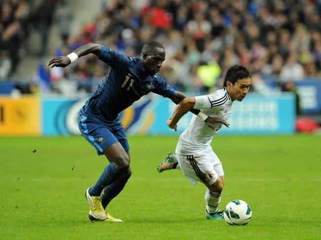 France-Japon : Sissoko