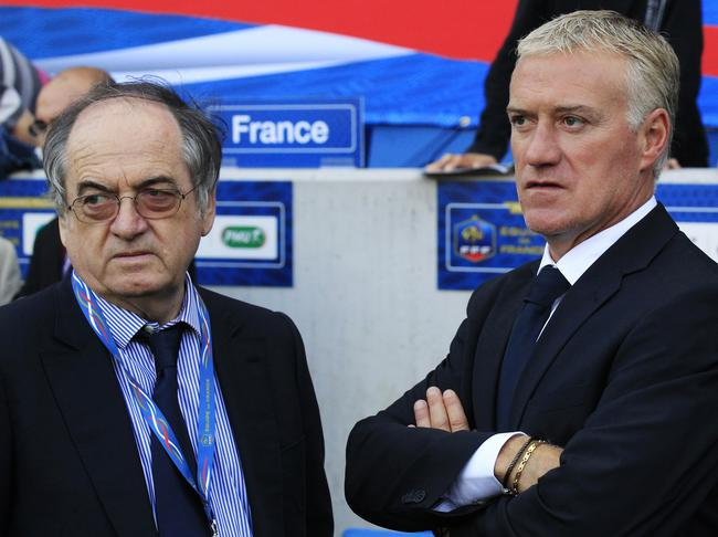 France-Uruguay Deschamps