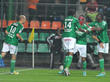 ASSE-Rennes : Spiderman