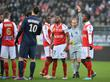 Reims-PSG : Rouge