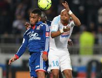 Alexandre Lacazette - Andre Ayew