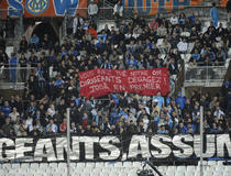 OM-Ajaccio : supporters