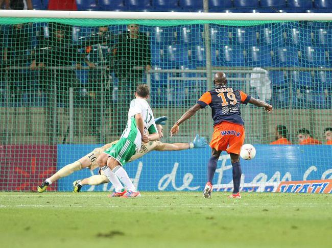 MHSC-ASSE : But Camara