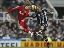 Liverpool-Newcastle, Lucas Leiva-Nicky Butt