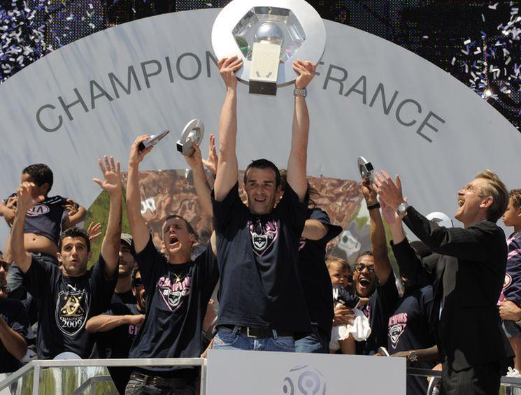 La course folle vers le titre de 2009 vue de l'intérieur