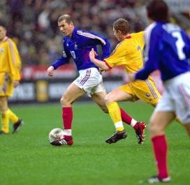 13 février 2002 : France-Roumanie (2-1)