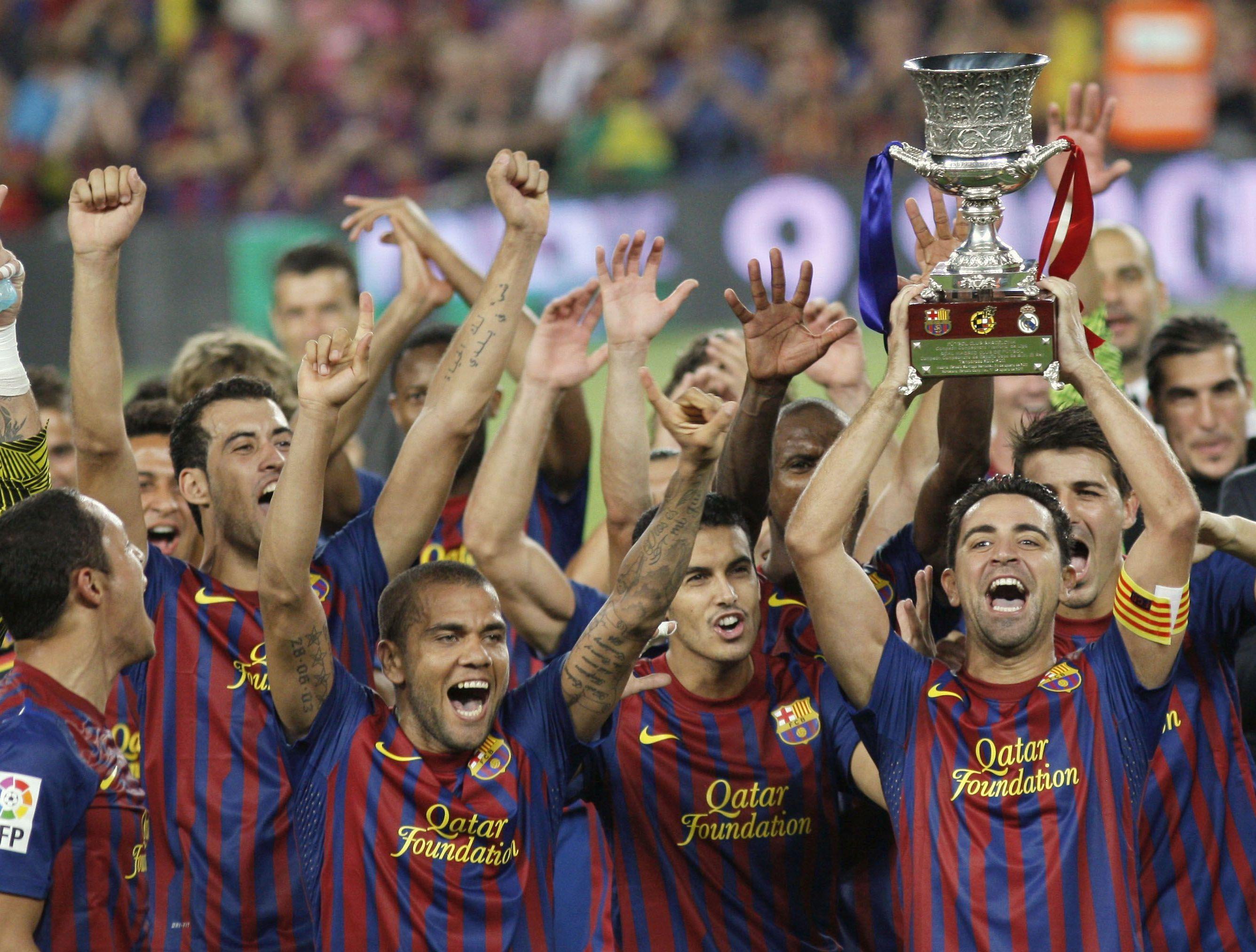 La supercoupe d espagne en images football - Final super coupe d espagne ...