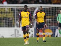 AS Rome-Arsenal, Emmanuel Eboue