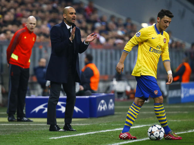 Thomas Muller sends warning to Arsenal star
